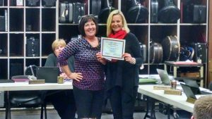MCS Employee of the Month For January 2017