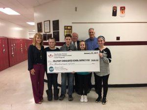 MCS Teachers Win Monroe County Co-op Grant