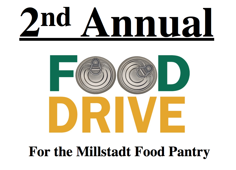 2nd Annual Millstadt Food Drive - Millstadt, IL News