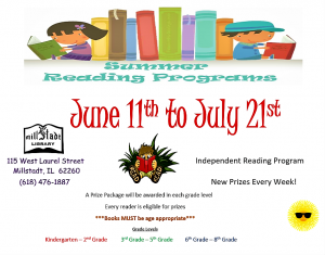 Summer Reading Program At The Millstadt Library