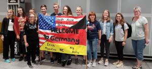Millstadt Sister Cities Organization Youth Ambassadors Exchange